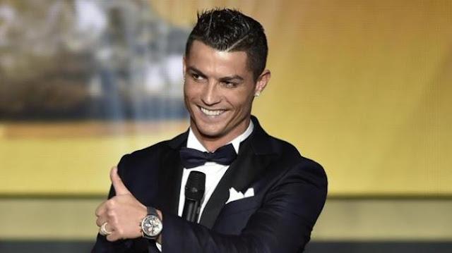 Ronaldo Mengakui Salah Berpeluang Rebut Trofi Ballon d'Or