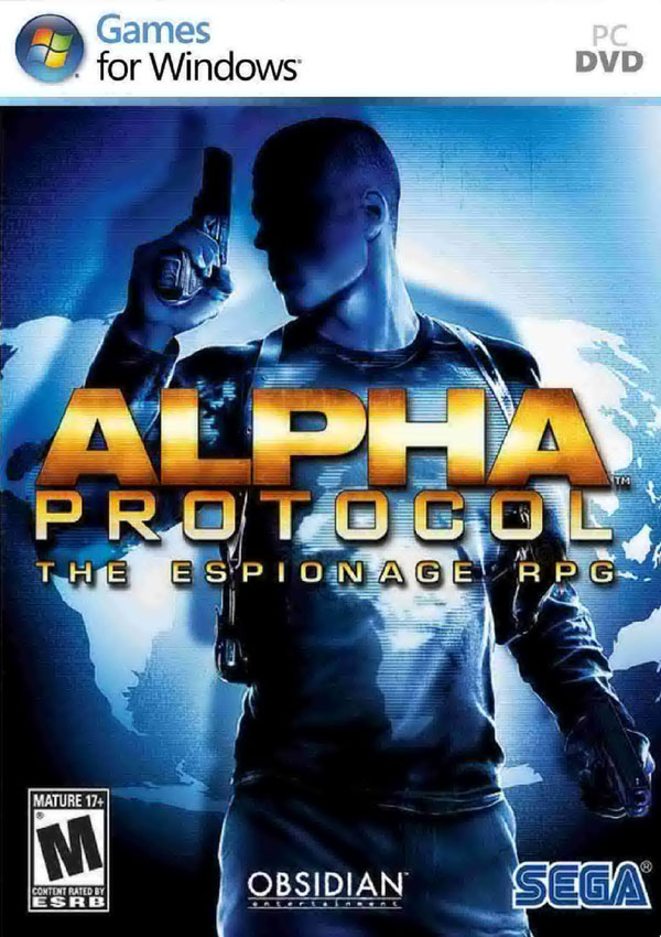 Alpha Protocol Download Cover Free Game