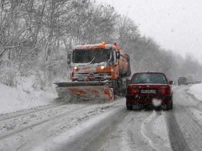 Hargita megye, havazás, hófúvás, téli közlekedés, Kalonda-tető, DN13, Parajd, Székelydvarhely