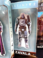 Toy Fair 2018 McFarlane Destiny 2 Toys