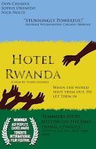Sam L. Hotel Rwanda Movie Poster