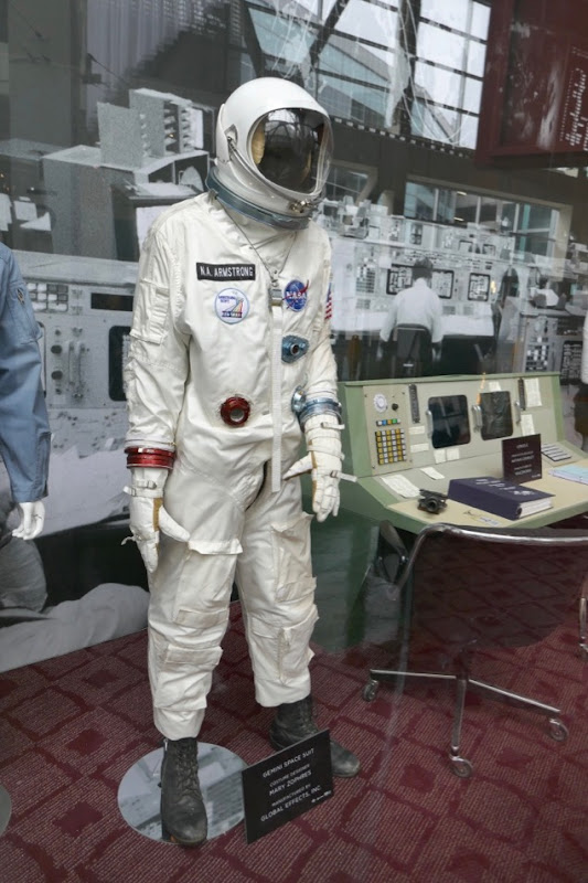 Neil Armstrong Gemini spacesuit First Man