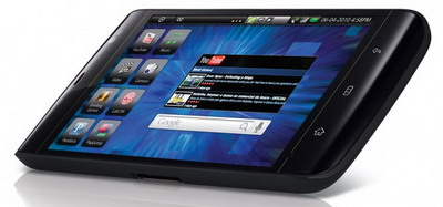 Android 2.2 Froyo for Dell Streak coming – 2.1 update stops