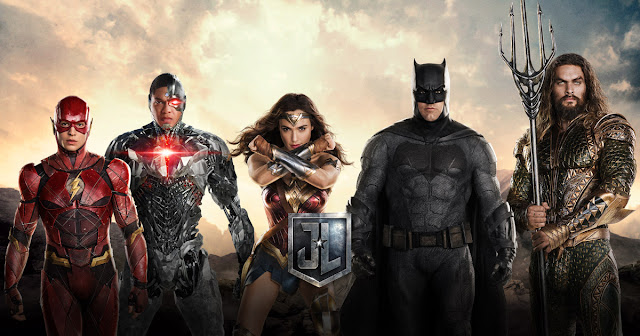 Comic-Con 2017  :Terceiro Trailer de Liga da Justiça!