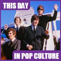 Beatlemania Began on February 7, 1964