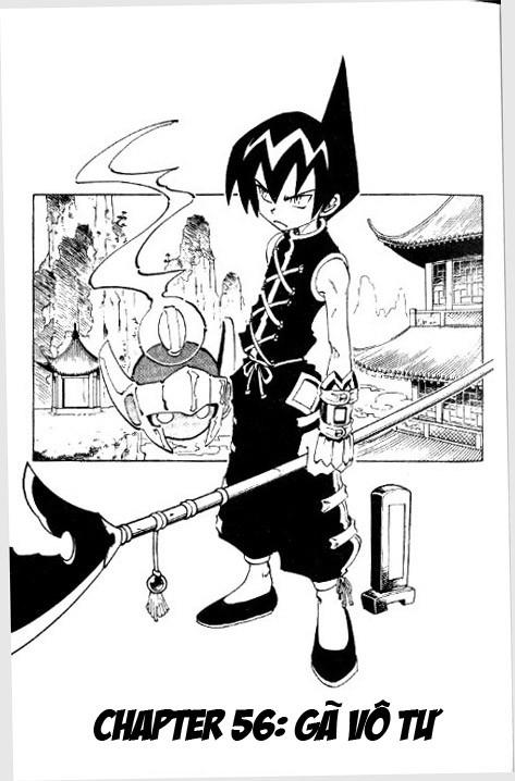 Shaman King [Vua pháp thuật] chap 56 trang 5
