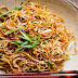 Cantonese-Style Pan-Fried Noodles Recipe