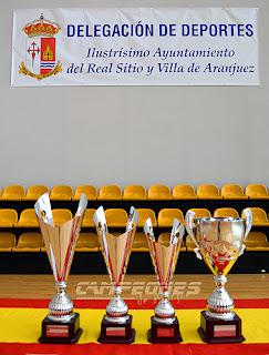 Copas Trofeos Aranjuez