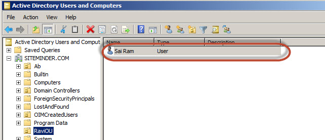 IAM IDM: OIM 11G R2 Lab 2: Trusted User Recon from Target Resource