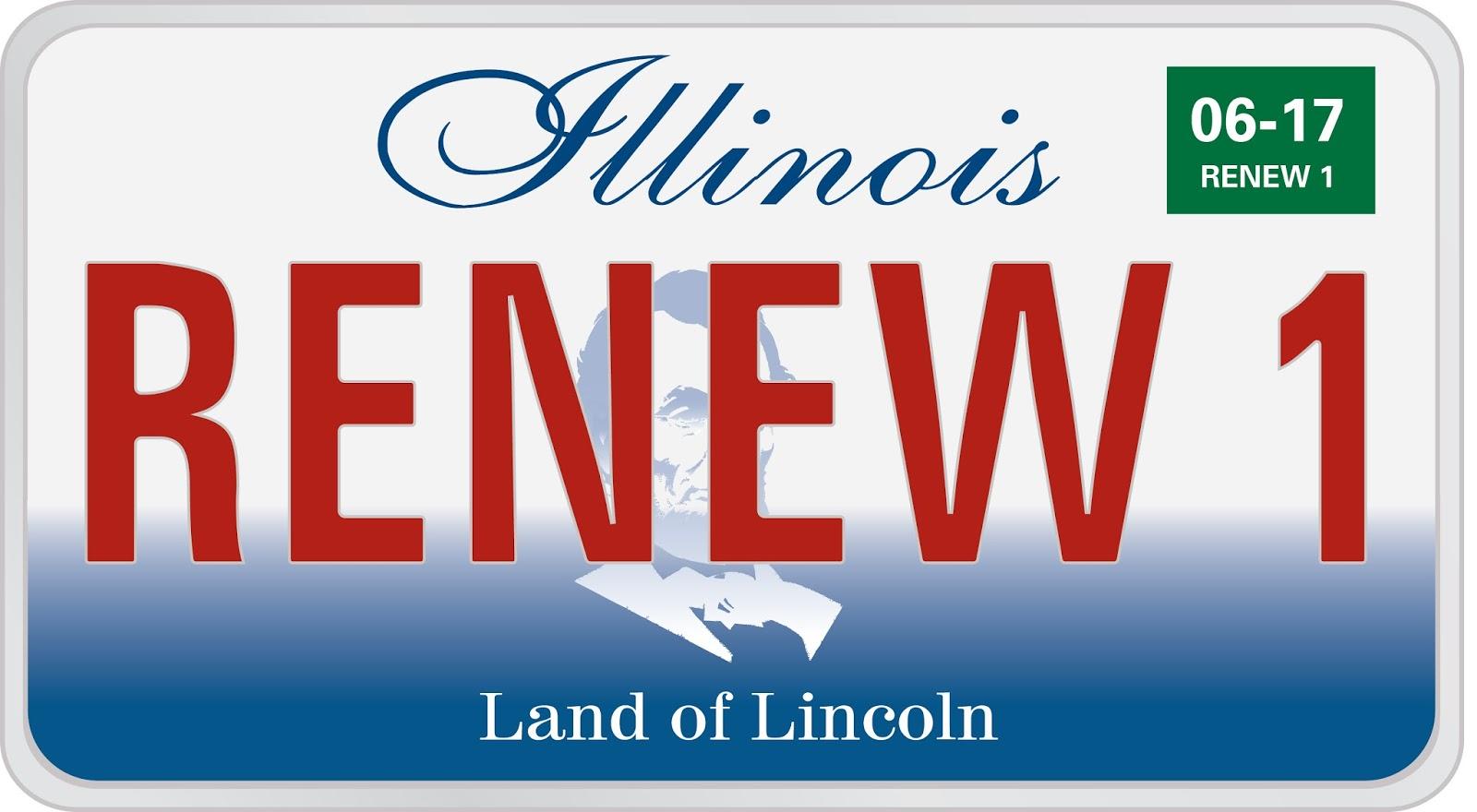 Illinois Motor Vehicle Registration - impremedia.net