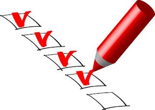 Gene Mundt's Mortgage Checklist