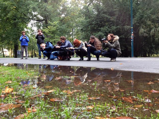Breda Valkenbergpark Fotografie Workshop - Fotowandeling ZIEN