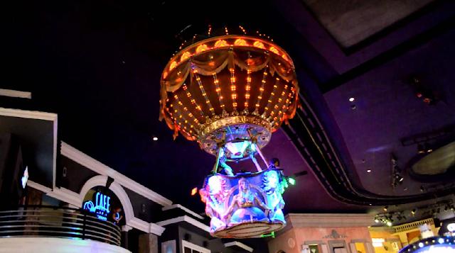 Masquerade Village Show in the Sky em Las Vegas