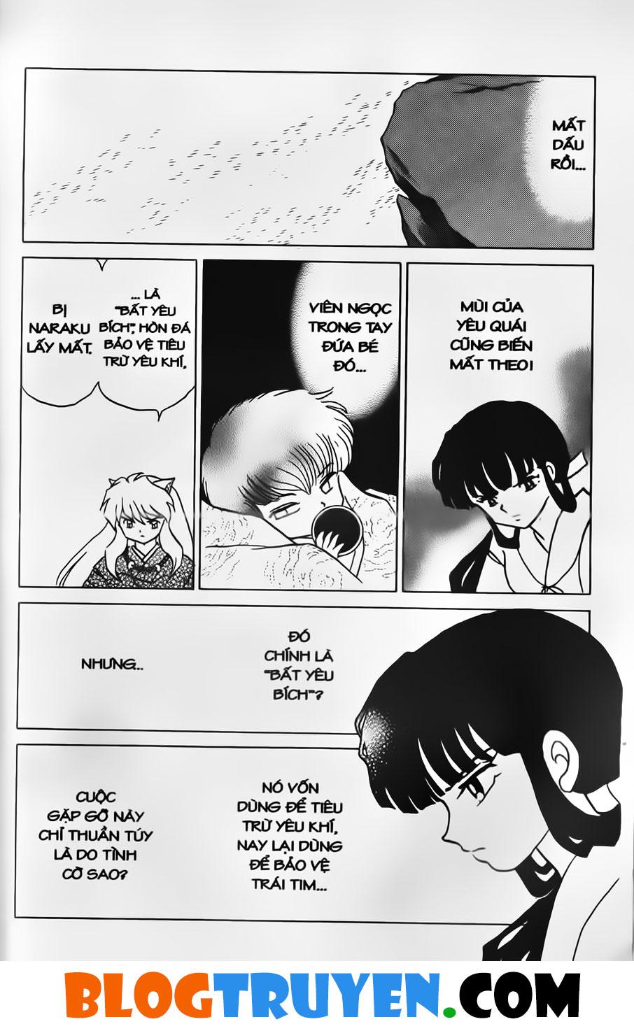 Inuyasha vol 36.8 trang 11