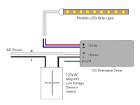 12 V Wiring Diagram