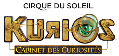 Cirque du Soleil steampunk themed show kurios atlanta georgia new york washington D.C. Boston 2016