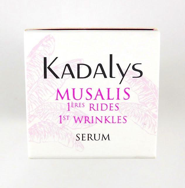 KADALYS MUSATHERAPY  - Musalis Serum 1eres Rides