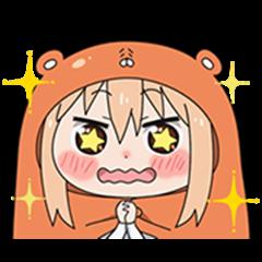 Himouto! UMARU-CHAN RAnimated Stickers
