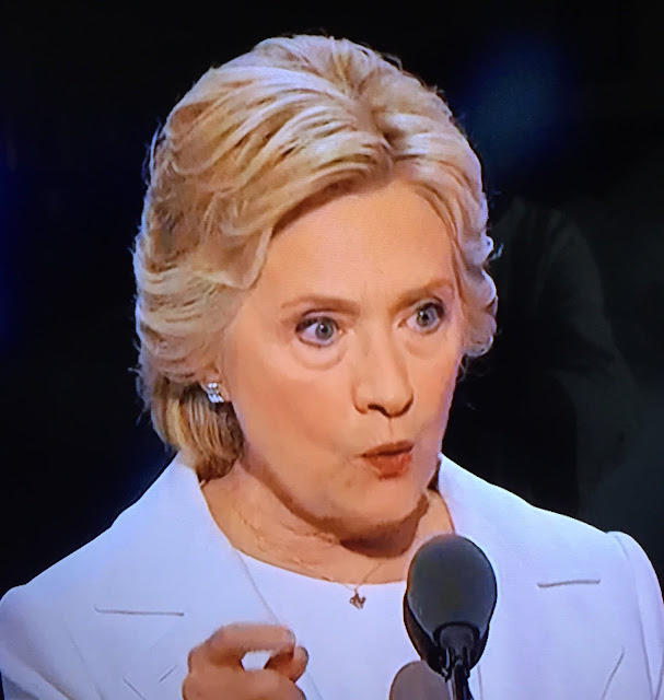 HILLARY CLINTON ACCEPTS NOMINATION, CONGRATULATIONS.