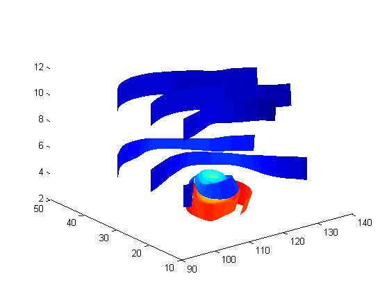MATLAB     and more    : plotting 3D vector field in MATLAB