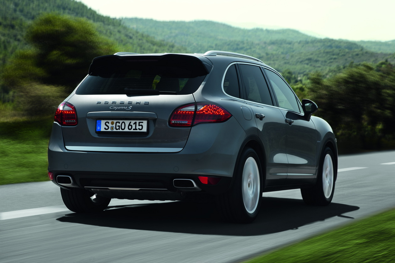 new porsche cayenne s diesel with more power cars life. Black Bedroom Furniture Sets. Home Design Ideas