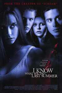 I Know What You Did Last Summer Poster