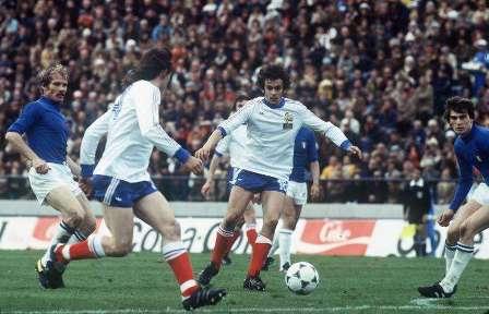 """8. 0' 37"""" (Bernard Lacombe) - Italy V France (1978)"""