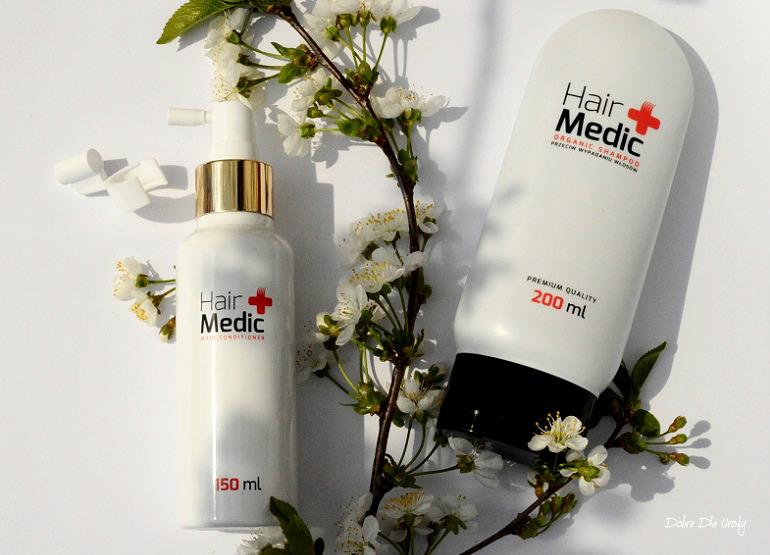 Hair Medic kosmetyki przeciw wypadaniu włosów recenzja