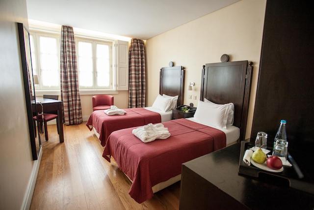 Hotel Bracara Augusta - quarto