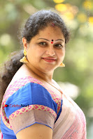 Actress Raasi Latest Pos in Saree at Lanka Movie Interview  0207.JPG
