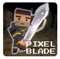 Pixel F Blade APK, Pixel F Blade Mod APK