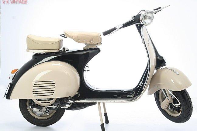 Scooter Vespa Jenis Motor Vespa