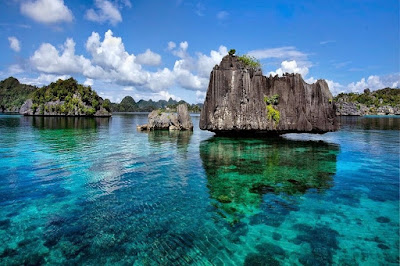 The Raja Ampat diverseness Eco Resort