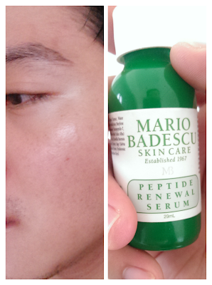 Mario Badescu Peptide Renewal Serum Review