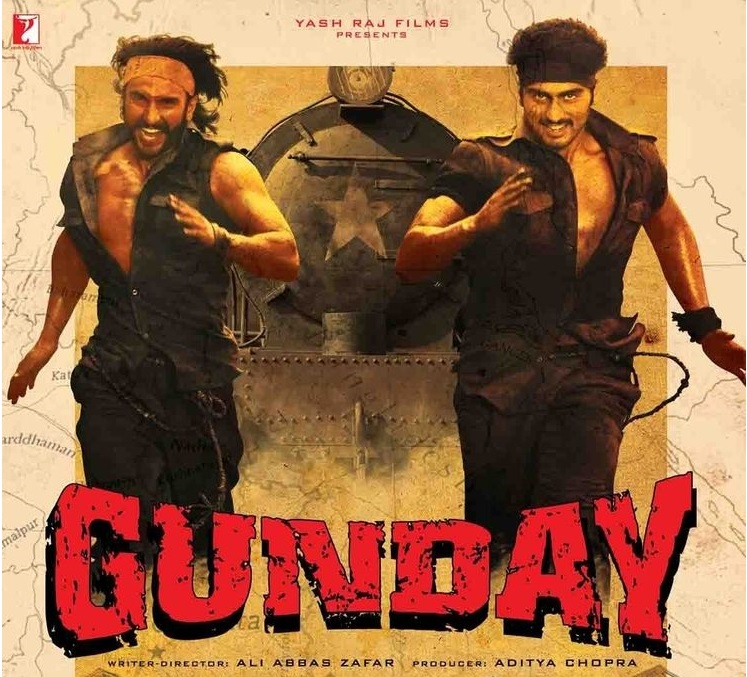 Gunday (2014) Hindi 720p BluRay 1.3GB
