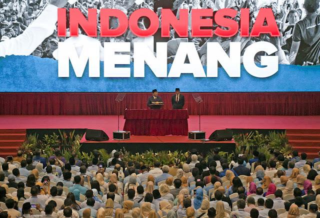 TKN Tidak Heran Prabowo-Sandi Unggul di Kalangan Terpelajar