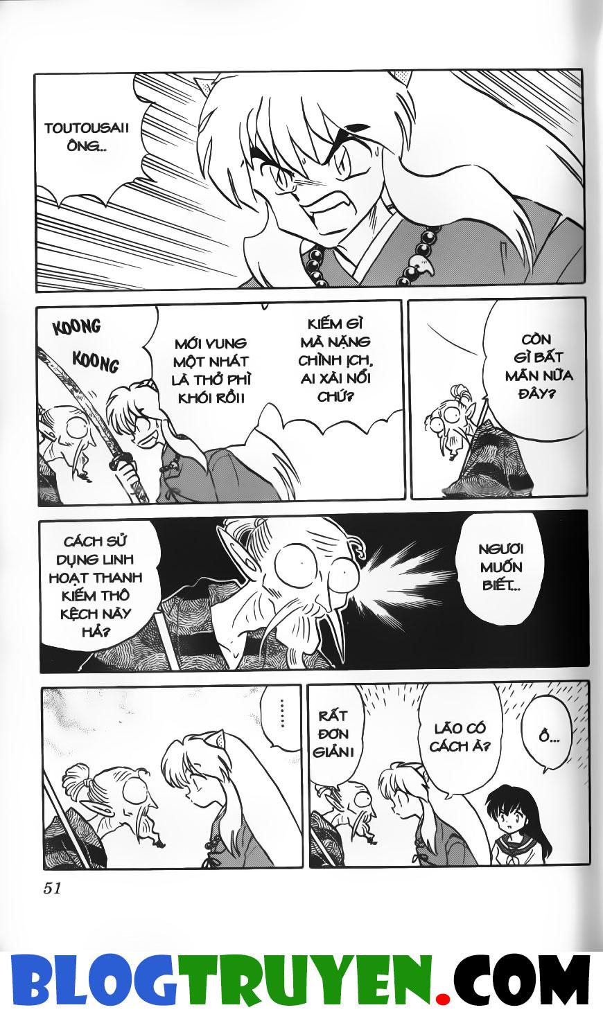 Inuyasha vol 17.3 trang 11