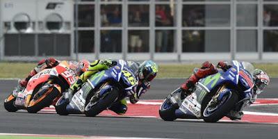 MotoGP Misano San Marino Minggu 11 September 2016