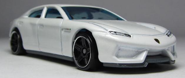 Exceptionnel Hot Wheels White LAMBORGHINI ESTOQUE Mystery Models U002712 Diecast Car Sealed