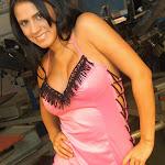 Andrea Rincon, Selena Spice Galeria 38 : Baby Doll Rosado, Tanga Rosada, Total Rosada Foto 26