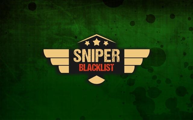SNIPER BLACKLIST-PLAZA