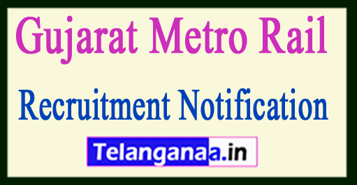 MEGA Metro Link Express for Gandhinagar and Ahmedabad Recruitment Notification 2017