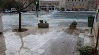 Velika plima i poplave Pučišća slike otok Brač Online