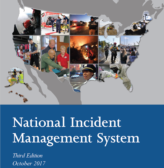 Thomas quick kimball wa8uns blog is 815 abcs of temporary federal emergency management agency fema recently released refreshed national incident management system third edition october 2017 guidance for the fandeluxe Image collections