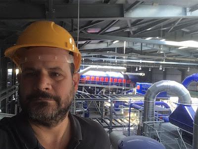 ΓΙΑΝΝΕΝΑ-ΝΟΕΜΒΡΙΟ η λειτουργία του εργοστασίου απορριμμάτων