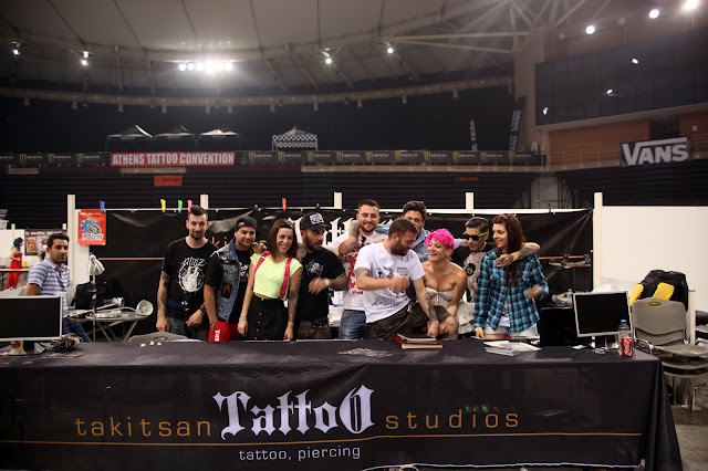 91f210115fe86 Athens tattoo convention 2013 through my eyes....friends and booths ...