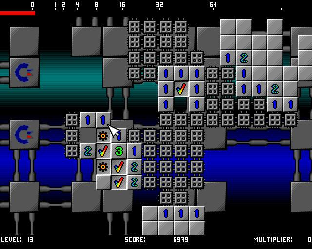 Indie Retro News: SweepOut - A new MineSweeper goes online