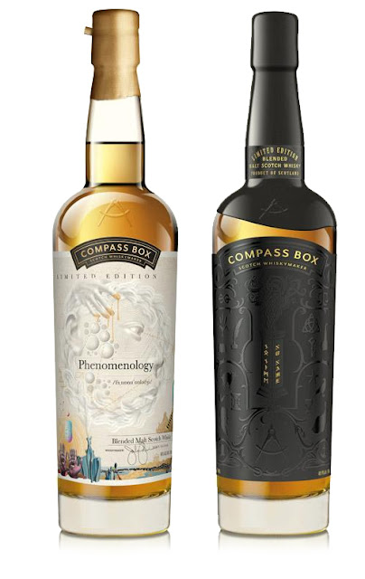 Compass Box No Name & Phenomenology