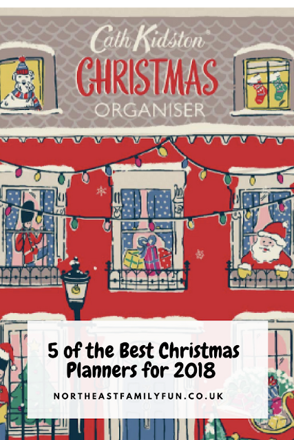 5 of the Best Christmas Planners for 2018