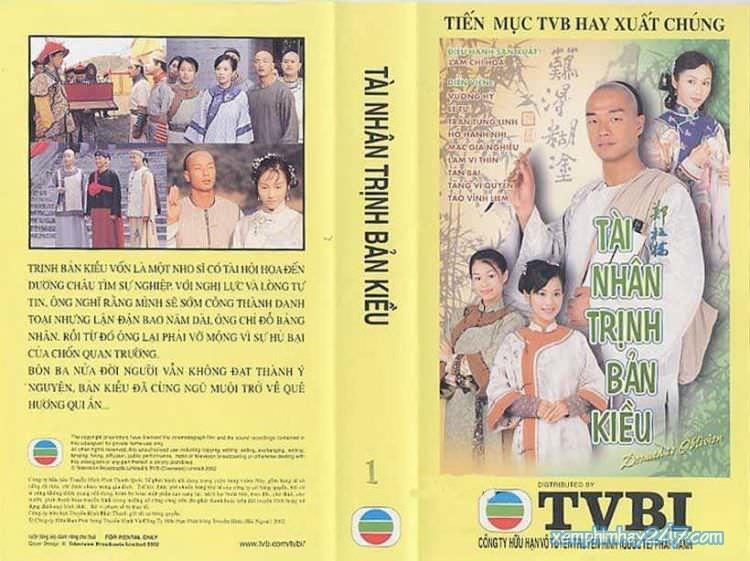 http://xemphimhay247.com - Xem phim hay 247 - Tài Nhân Trịnh Bản Kiều (2002) - Doomed To Oblivion (2002)
